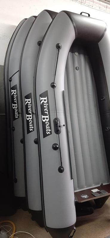 Лодка ПВХ RiverBoats — 340 (НДНД)