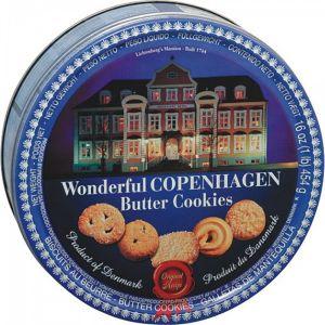 Печенья Copenhagen 454 гр