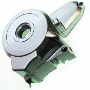 Крышка двигателя левая ( 2 кат ) мопед ALPHA