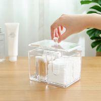 Акриловый контейнер для хранения мелочей Multi-Functional Storage Box QFY-3125, цвет прозрачный (2)