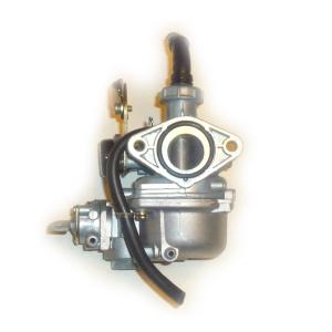 Карбюратор для мопеда 4T 110см3 Alpha с бензокраном