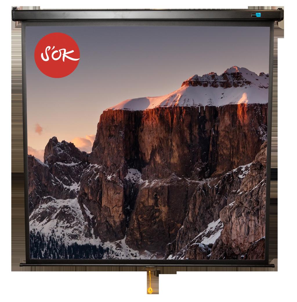 Экран S'OK SCPSW-150x150BLCK