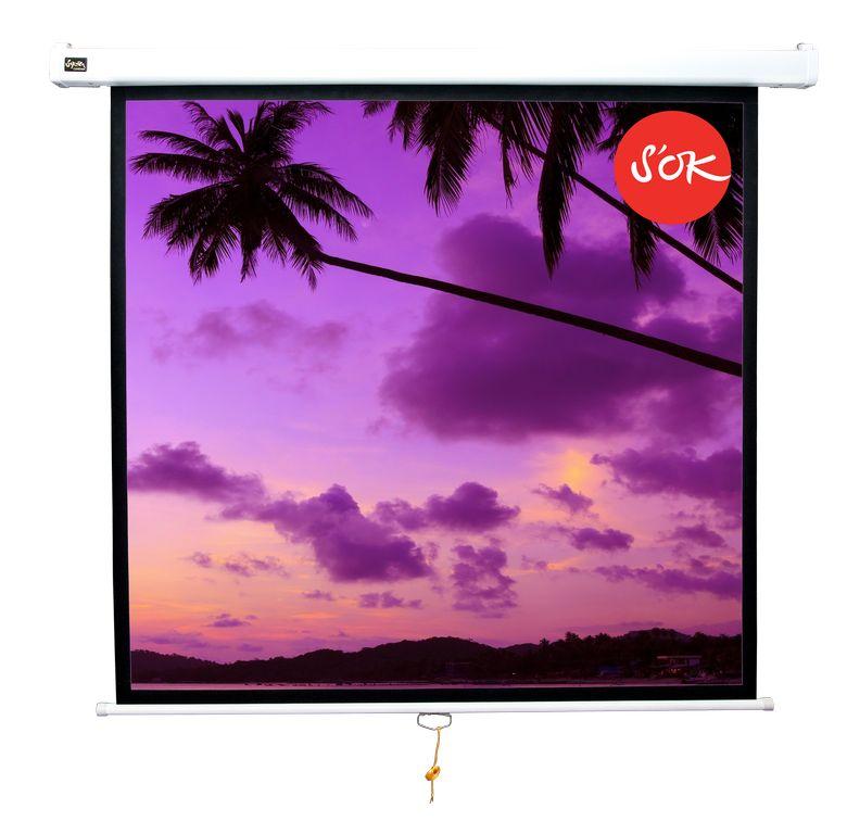 Экран S'OK SCPSW-200x200