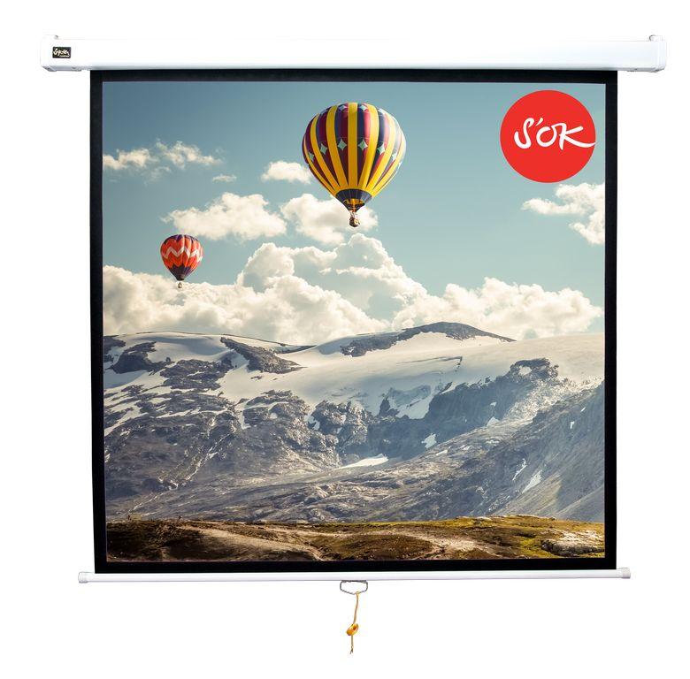 Экран S'OK SCPSW-220x220