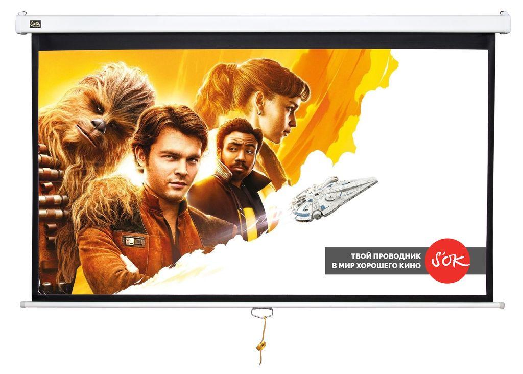 Экран S'OK SCPSW-266x150