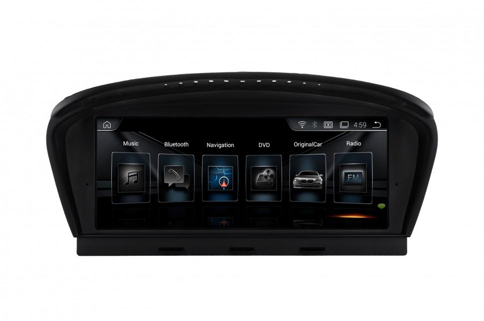 Монитор Radiola RDL-8210 для BMW 6 серии E63/E64 (2003-2010) Android 9.1