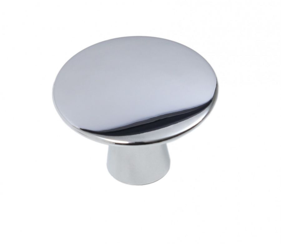 Мебельная ручка круглая TOBBY RC035CP.4
