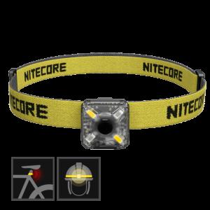 Светодиодный налобный фонарь Nitecore NU05 KIT