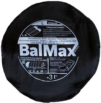 Спальный мешок Balmax ALASKA Elit series до -3
