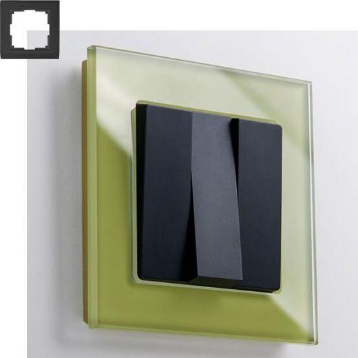 Рамка на 1 пост Werkel WL01-Frame-01 Фисташковый