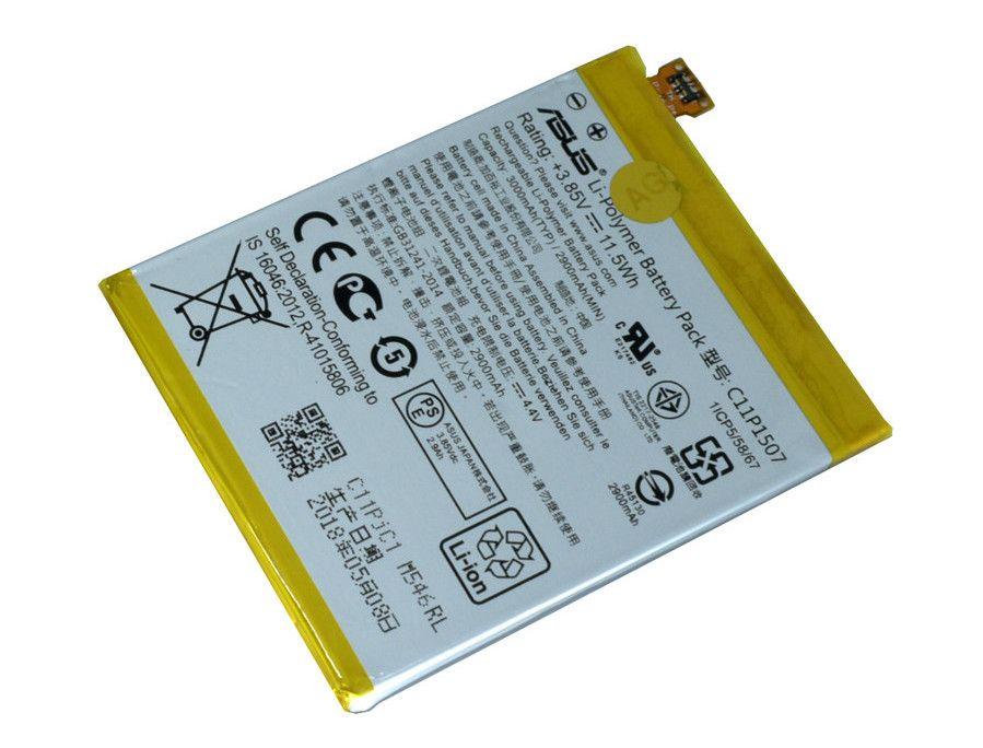 Аккумулятор Asus ZX551ML ZenFone Zoom (C11P1507) Оригинал