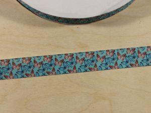 Лента репсовая с рисунком, ширина 22 мм, длина 10 м, Арт. ЛР5829