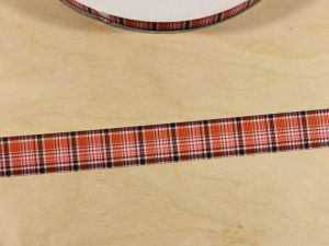 `Лента репсовая с рисунком, ширина 22 мм, Арт. Р-ЛР5874