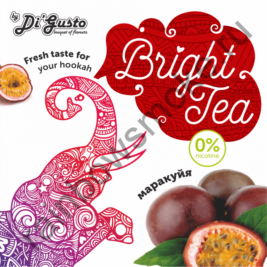 Смесь Bright Tea 50 гр - Маракуйя