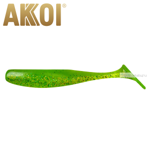 Мягкая приманка Akkoi Original Drop 2,9''  74 мм / 2,2 гр / упаковка 6 шт / цвет: OR15