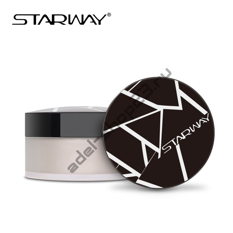 """Starway - Рассыпчатая пудра """"Velvet loose"""""""