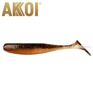 Мягкая приманка Akkoi Original Drop 4''  100 мм / 6 гр / упаковка 5 шт / цвет: OR03