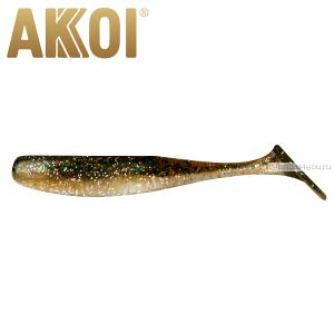 Мягкая приманка Akkoi Original Drop 4''  100 мм / 6 гр / упаковка 5 шт / цвет: OR04