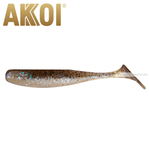 Мягкая приманка Akkoi Original Drop 4''  100 мм / 6 гр / упаковка 5 шт / цвет: OR05