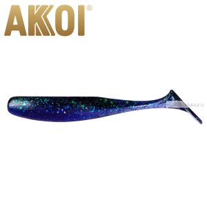 Мягкая приманка Akkoi Original Drop 4''  100 мм / 6 гр / упаковка 5 шт / цвет: OR08