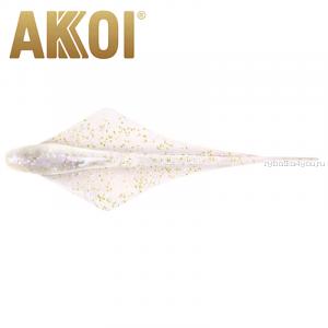 Мягкая приманка Akkoi Glider 70 мм / 0,83 гр / упаковка 10 шт / цвет: OR41