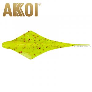 Мягкая приманка Akkoi Glider 70 мм / 0,83 гр / упаковка 10 шт / цвет: OR44