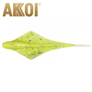 Мягкая приманка Akkoi Glider 70 мм / 0,83 гр / упаковка 10 шт / цвет: OR46