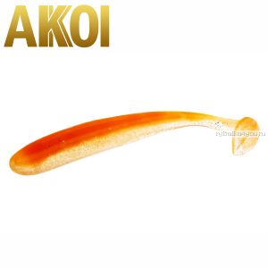 Мягкая приманка Akkoi Prime 3,5'' 88 мм / 4 гр / упаковка 6 шт / цвет: SE17