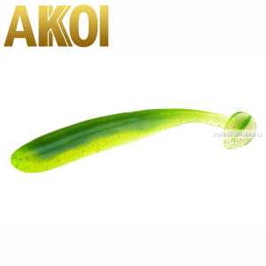 Мягкая приманка Akkoi Prime 3,5'' 88 мм / 4 гр / упаковка 6 шт / цвет: SE24