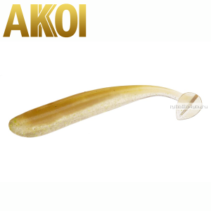 Мягкая приманка Akkoi Prime 3,5'' 88 мм / 4 гр / упаковка 6 шт / цвет: SE33