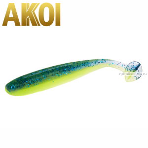 Мягкая приманка Akkoi Prime 3'' 75 мм / 2,2 гр / упаковка 7 шт / цвет: SE05