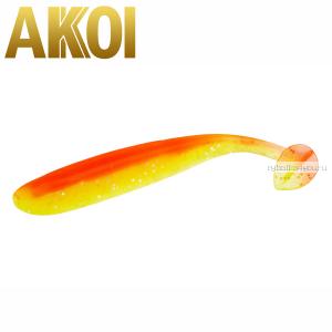 Мягкая приманка Akkoi Prime 4,5'' 115 мм / 8 гр / упаковка 4 шт / цвет: SE01