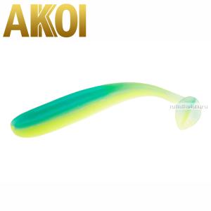 Мягкая приманка Akkoi Prime 4,5'' 115 мм / 8 гр / упаковка 4 шт / цвет: SE07
