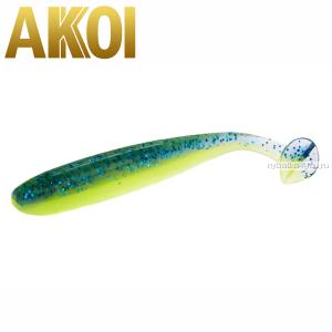 Мягкая приманка Akkoi Prime 4'' 100 мм / 5,6 гр / упаковка 5 шт / цвет: SE05