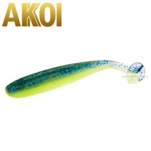 Мягкая приманка Akkoi Prime 5'' 125 мм / 10,4 гр / упаковка 4 шт / цвет: SE05