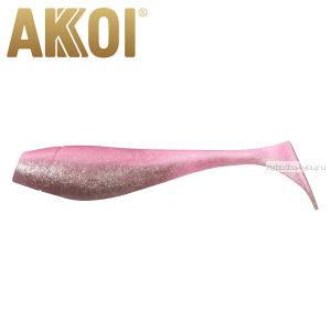 Мягкая приманка Akkoi Original Puffy 4,5'' 115 мм / 11 гр / упаковка 4 шт / цвет: OR11