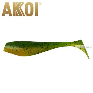 Мягкая приманка Akkoi Original Puffy 4,5'' 115 мм / 11 гр / упаковка 4 шт / цвет: OR20