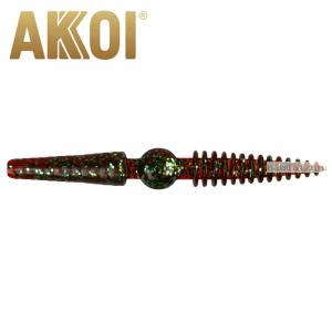 Мягкая приманка Akkoi Pulse 45 мм / 0,46 гр / упаковка 10 шт / цвет: OR34