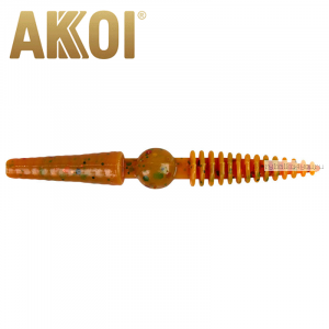 Мягкая приманка Akkoi Pulse 45 мм / 0,46 гр / упаковка 10 шт / цвет: OR35