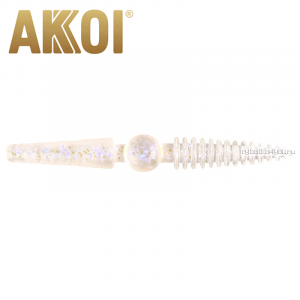 Мягкая приманка Akkoi Pulse 45 мм / 0,46 гр / упаковка 10 шт / цвет: OR41