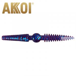 Мягкая приманка Akkoi Pulse 45 мм / 0,46 гр / упаковка 10 шт / цвет: OR43