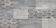 Pandora Плитка настенная Grey Ornament 31,5x63