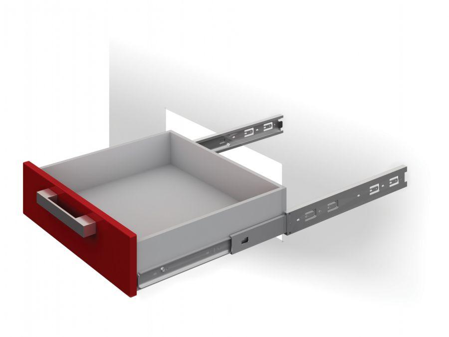 Шариковые направляющие стандартные 500 мм DB4501Zn/500
