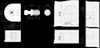 Стяжка B-fix ST01/49/3/Br/01