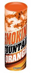 """Дым оранжевый, 1,75"""", 30 сек, h 115 мм, 1 шт"""