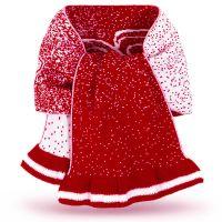 Шарф детский для девочки 3-7 лет № 001А
