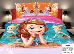 Детское постельное белье 1,5 сатин ПД014