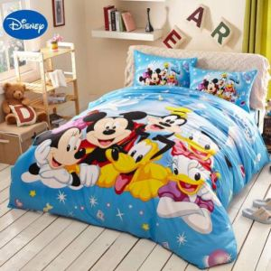 Детское постельное белье 1,5 сатин ПД012