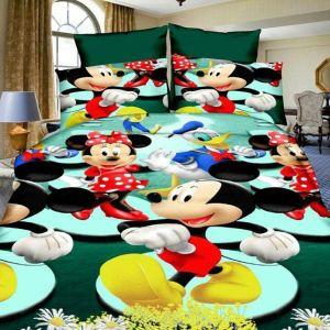 Детское постельное белье 1,5 сатин ПД008