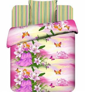 Детское постельное белье «Василек» бязь ВВ024